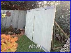 Large Deluxe Quality Wooden Driveway Gates