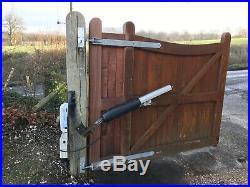 Large Driveway Gates Wooden Gate Fully Boarded Cottage Design New Bespoke Custom