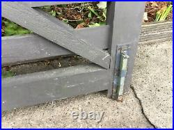 Large Wooden Gate 7 Bar/Rails Driveway, Garden, Field, Farm, Ranch, 7ft 9 Wide