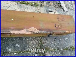 Pair Of Driveway / Garden Wooden Gates = Used