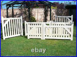 Single Wooden Driveway Gate 4ft x 2ft 6 6ft