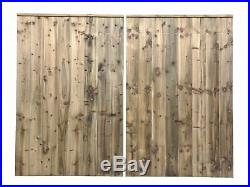Wooden Driveway Double Gates Garden Drive Way Gates Screwed not nailed