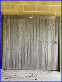 Wooden Driveway Gates, Handmade Wooden Entrance Gates Second Hand