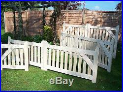 Wooden Driveway (Pair of Gates)3ft